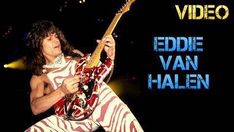 Eddie Van Halen: Biografía y Equipo