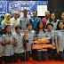 UPI ANTAM Bandung Juara UITM Malaysia 2016