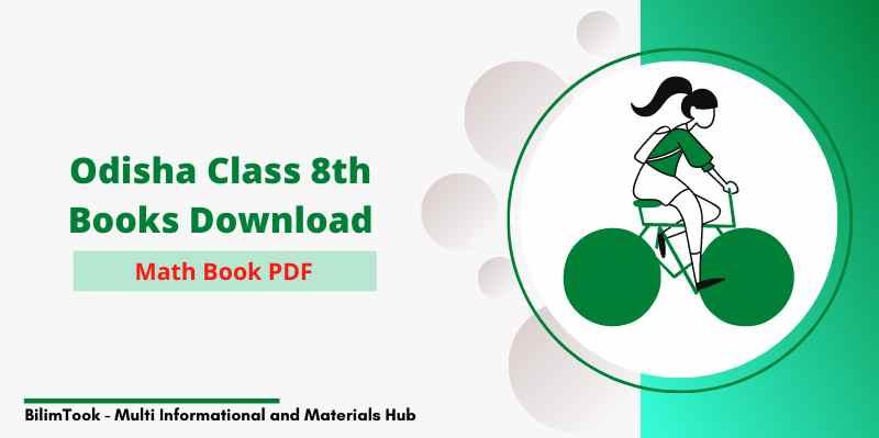 Odisha Class 8th Math Book PDF Download 2020
