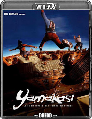 Yamakasi (2001) 480p 300MB WEB-DL Hindi Dubbed Dual Audio [Hindi – French] MKV