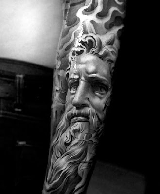 tattoo idea Neptuno