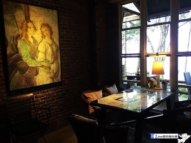 IMG 2527 - 【新竹旅遊】六號花園 景觀餐廳 | 隱藏在新竹尖石鄉的森林秘境,在歐風建築裡的別墅享受芬多精下午茶~