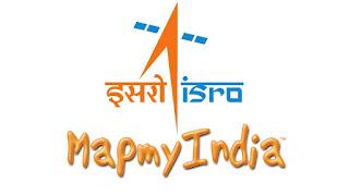 Isro-mapmyindia