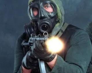 militar especial foi treinada para combater invasão alienígena