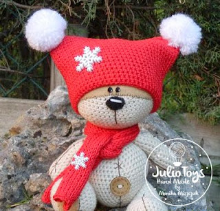 2019 Amigurumi Doll And Animal Crochet Free Patterns And Tutorials ... | 307x320