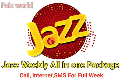 jazz weekly internet package 2020