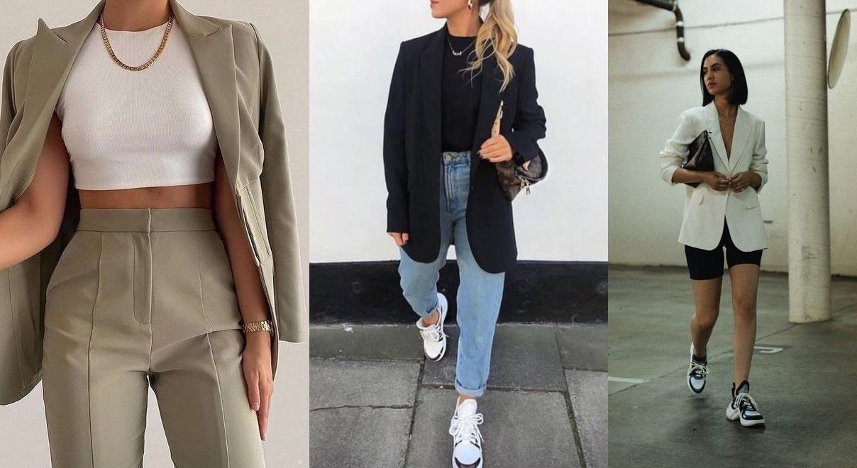 Blazer com estilo, 30 looks para te inspirar anadodia ana do dia moda economica dicas de moda ana soares