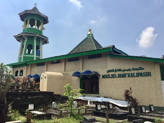 Wisata Masjid Jami Kali Pasir Kota Tangerang