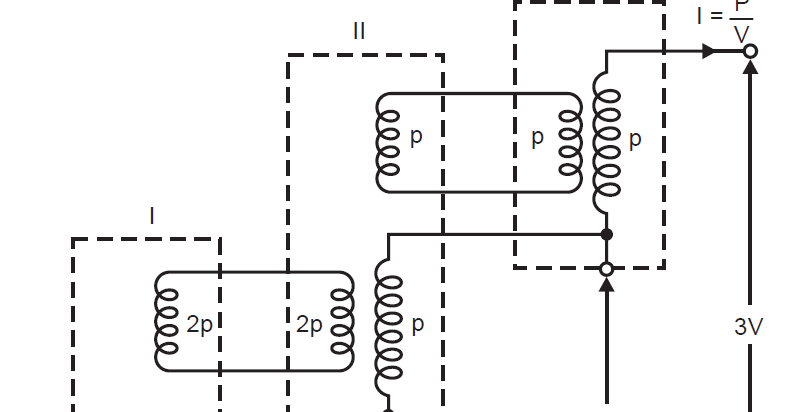 cascaded transformers method for generating ac high
