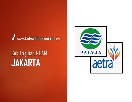 Cek Tagihan PDAM Jakarta