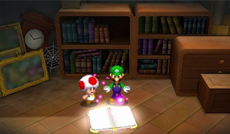 Mario, Luigi, Paper Jam Bros, Attacks Locations