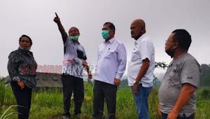 Jalur Alternatif Medan - Berastagi Jadi Perioritas Bupati Karo, Ketua DPRD Karo dan Ketua PMS Indonesia