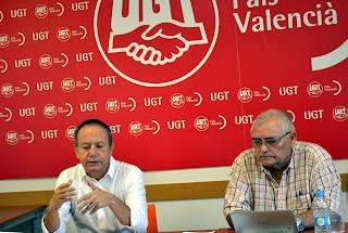 UGT lanza una campaña para frenar el deterioro del Sistema Público de Pensiones
