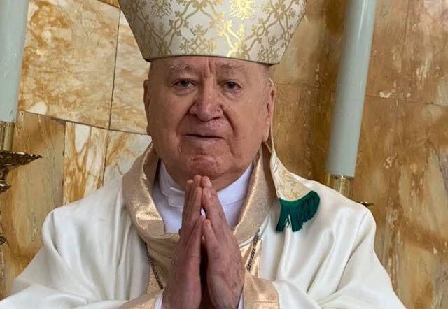 Fallece Mons. Abelardo Alvarado Alcántara, Obispo Auxiliar Emérito
