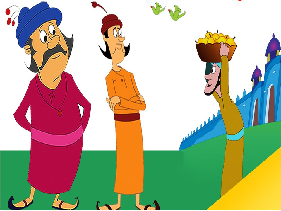 पेड की गवाही -AKBAR BIRBAL STORIES IN HINDI