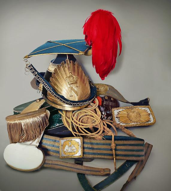 Tenue Capitaine au 12eme Dragons   1858:1862 1860%2B-%2B05_modifi%25C3%25A9-1