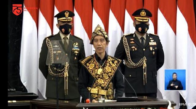 ICW Ngaku Syok Dengar Pidato Kenegaraan Jokowi di MPR: Faktanya Omong Kosong Belaka