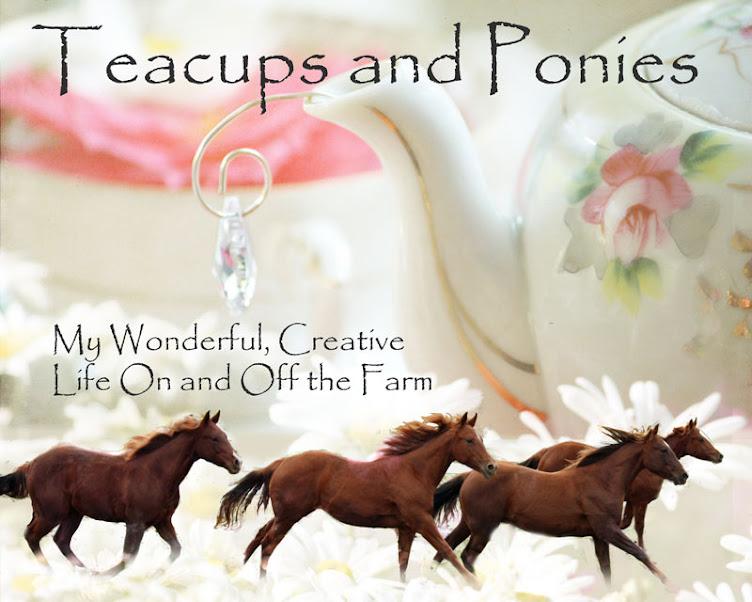 Teacups and Ponies