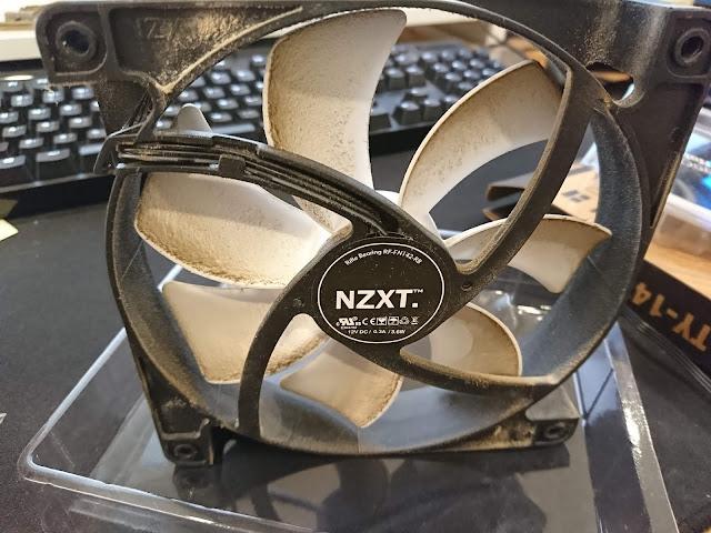 舊NZXT風扇