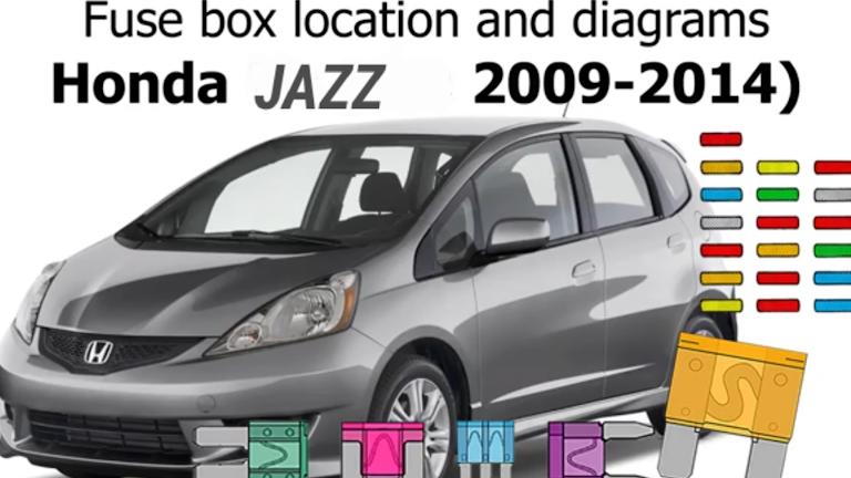 Letak Sekring Honda Jazz Rs 2009