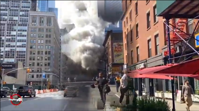 """9/11 Augmented Reality Video Reveals """"Hidden History"""" at Ground Zero"""