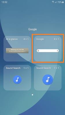 cara-menampilkan-widget-google-search-bar-di-layar-depan-samsung