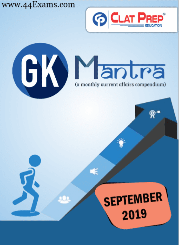GK-Mantra-Current-Affairs-September-2019-For-All-Competitive-Exam-PDF-Book