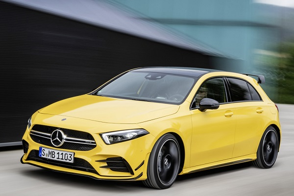 Mercedes AMG A 35 4 Matic 2020