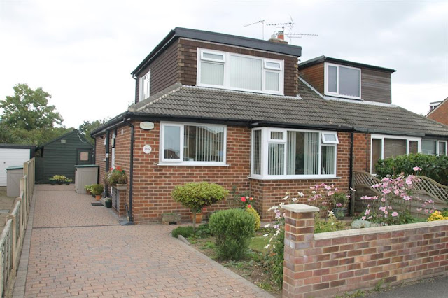 Harrogate Property News - 2 bed semi-detached bungalow for sale Woodfield Road, Harrogate HG1