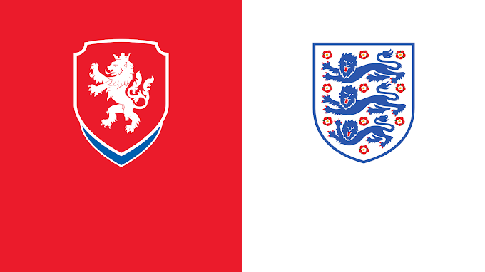 Watch match between England VS Czech Republic, broadcast live today, on 06-22-2021 at Euro 2020