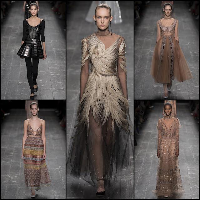 RUNWAY REPORT.....Paris Fashion Week: Valentino Fall/Winter 2016 Photos + Full Runway Video!