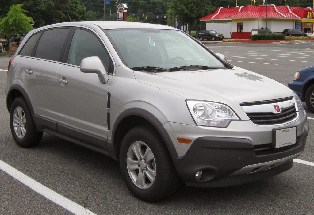 2014 Saturn Vue Prices Sm