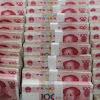 Selain menggeser pekerja lokal, mata uang Tiongkok pun sudah beredar di Sulawesi