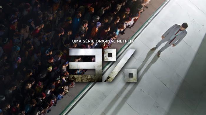 3% - série Netflix