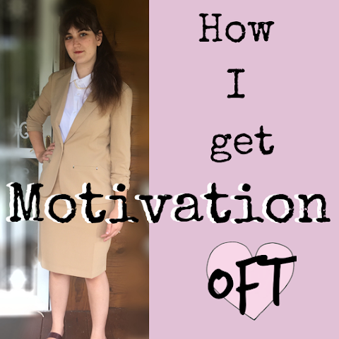 How I Get Motivated! + Motivational Playlist