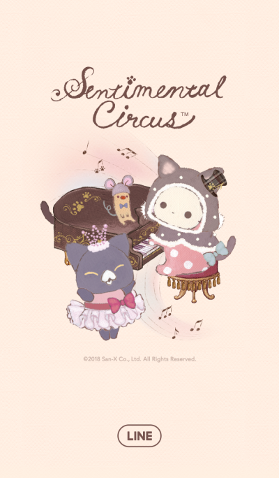 Sentimental Circus.: Kuronekogensoukyoku