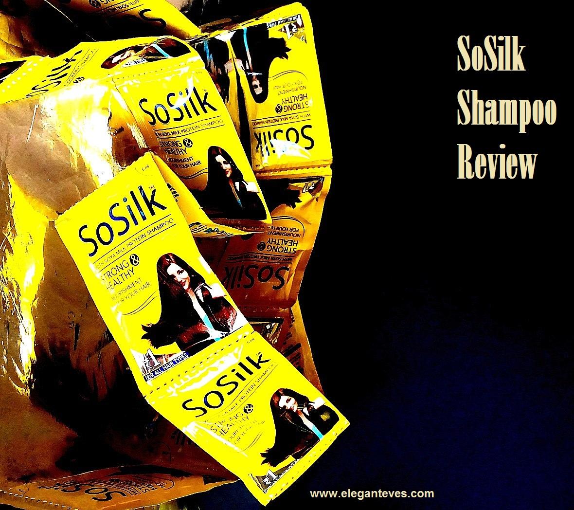 7b3288dcf Review of Sosilk Shampoo by Prem Henna Pvt. Ltd - Elegant Eves