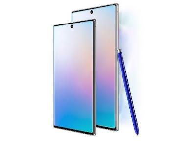 menampilkan tampilan Infinity merek dagang Samsung Cara Menonaktifkan Bixby di Samsung Galaxy Note 10