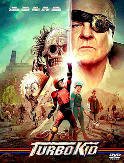 Turbo Kid - BDRip Dual Áudio