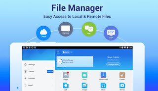 FTP server su Android