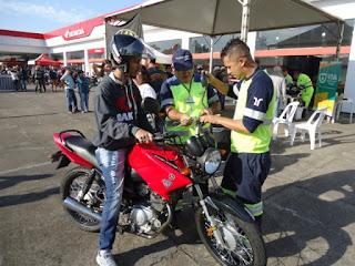 Campanha 'Viva Motociclista' apoia a 19ª Moto Romaria de Registro-SP a Iguape