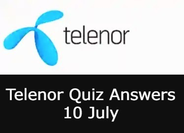 10 July Telenor Answers Today
