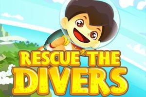 Dalıcıları Kurtar - Rescue The Divers