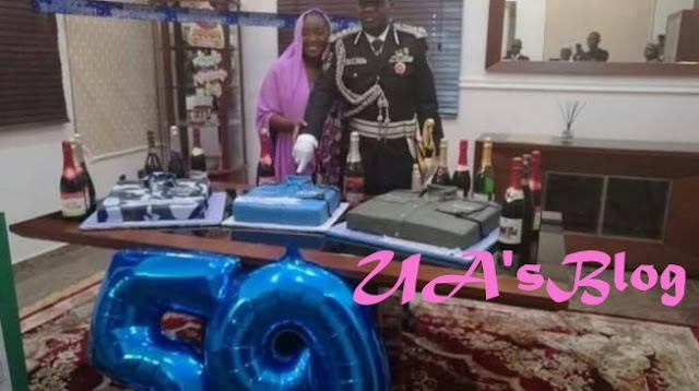 EXTRA: IGP was busy cutting birthday cake when his attention was needed in Benue