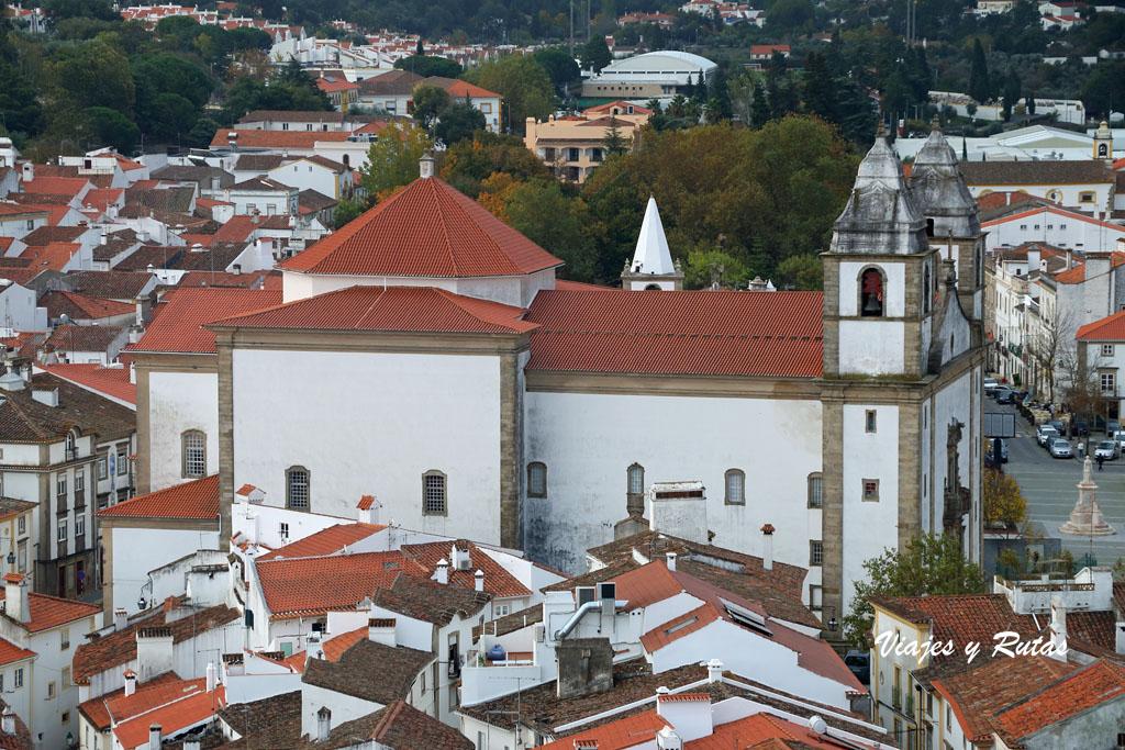 Iglesia de Santa Maria da Devesa Castelo de Vide