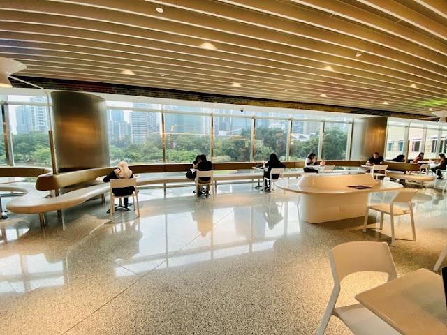 Suria KLCC Signatures Food Court Revamped Opens, Suria KLCC Signatures Food Court, Suria KLCC, Suria KLCC Food Court, Malaysian Food court, Food