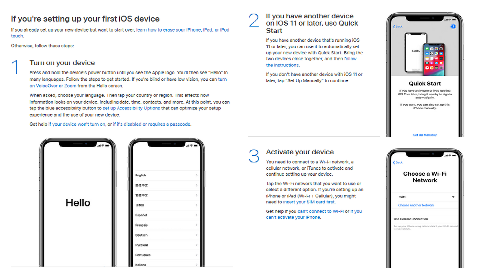 iPhone 11 User Guide and iPhone 11 Pro Manual PDF