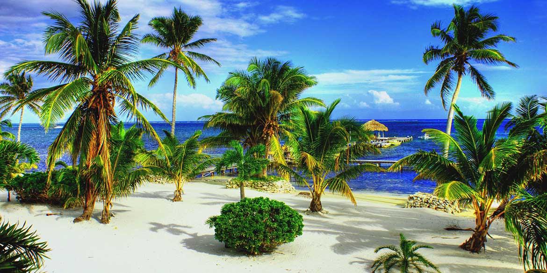 Honeymoon Islands