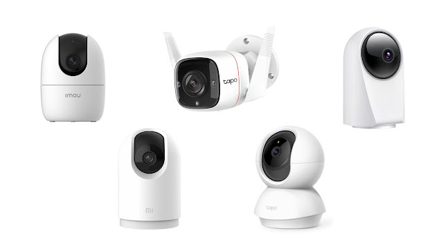 8 kamera keselamatan (CCTV Rumah) yang terbaik harga bawah RM200 untuk tahun 2021