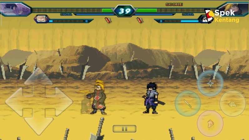 Ninja Return Ultimate Skill